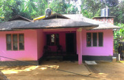 25 cent land with 3 bhk house for sale near Dwaraka at 22 lakh