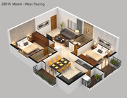 2bhk Apartments for sale in Varthur