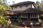 Traditional house with 3.30 acre land for sale near Ambalavayal.