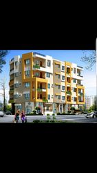 3BHK flat available for sale near Sodepur in Kolkata.
