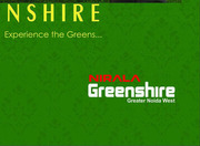Nirala Greenshire Projects in Noida Extension