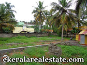 Thittamangalam Vattiyoorkavu  22 cents land plot for sale