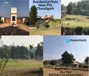 Residential Plots Near PGI Chandigarh and Naya Gaon