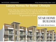 Ready to move flats in mohali