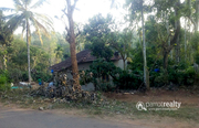 Well 2 acre land with 3bhk old house for sale in vakeri @ 90 lakh