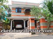 6 cents land and 4 bhk house sale at Kakkamoola Trivandrum