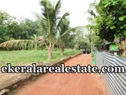 Residential plot 10 cents sale at  Maranalloor Trivandrum