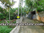Residential house plot 11 cents sale at Kowdiar Trivandrum