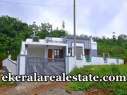 Palode 8 cents land and 3 bhk villa for sale