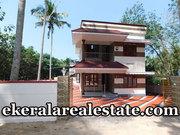 New 45 Lakhs 3 bHK House Sale at Kattakada