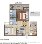 2 BHK Affordable Residential Apartments @ NH-58,  Ghaziabad