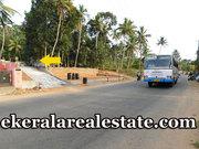 2.9 cents Lorry Plot Sale at Venjaramoodu