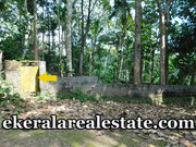 5 cent House Plot for sale at Vattiyoorkavu Elipode Road