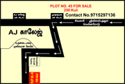 Sivakasi land for sale