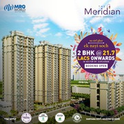 The Meridian Sector 89,  Gurugram | 2BHK Affordable Homes - MRG World