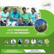 Retirement Homes & Villas in Hyderabad Kompally India