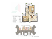 SKA Metroville 2/3bhk Apartment in Greater Noida West | 920 sq.ft.