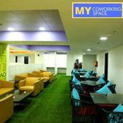 Hygienic surroundings Co-work space in the Gurugram
