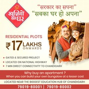 RESIDENTIAL PLOTS FRO SALE IN MOHALI CALL: 7901980002