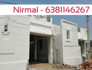 2.6cents DTCP Approved,  1100sqft 2Bhk individual House for sale in sar