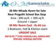 30 MTR Mhada Room for Sale in Gorai 2
