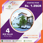 Villas in Bowrampet | Vajradevelopers