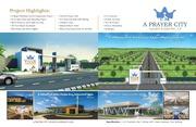 Vijayawada Agiripalli Nuzvid main road facing 100sqyads Rs.400000