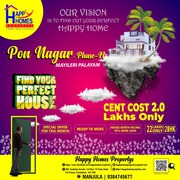 Site for sale near perur myleripalayam