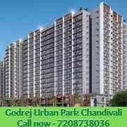 Gоdrej Urban Park Chandivali - Luxurious Flats / Apartments