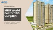 Best affordable housing projects in gurgaon