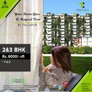 2BHK Flats For Sale In Tellapur | Tripura Constructions