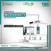 3BHK Villas for Sale in Shankarpally | Tag Projects